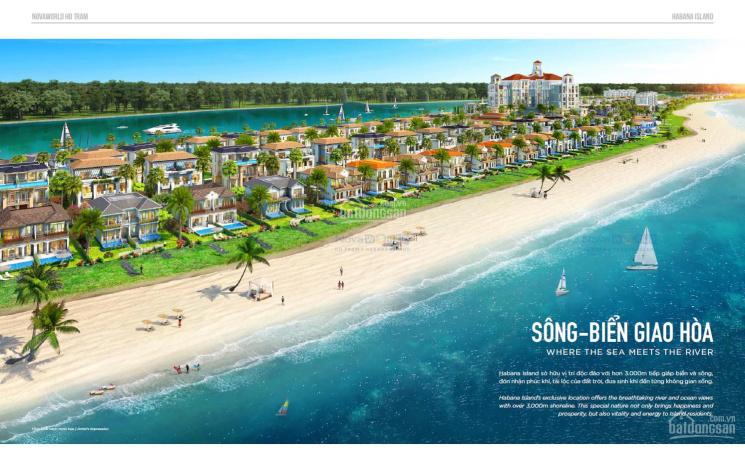 Mở bán sophouse đảo - 5x20, cực kì thích hợp đầu tư - Habana Island - Novaland - Hồ Tràm 0909113111 ảnh 0