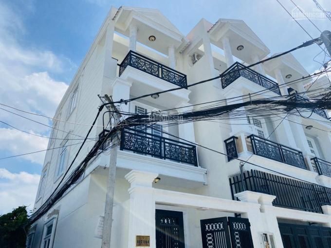 Nhà góc 50m2 - 2 lầu đường 16 Phạm Văn Đồng Hiệp Bình Chánh TĐ thu nhập 10tr/tháng ảnh 0