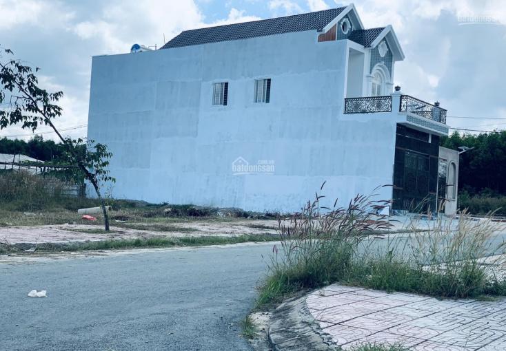 Chỉ 13tr/m2 nền đất thổ cư 100%, ngay trung tâm Thạnh Phú, gần trung tâm Hành Chính, đất có SHR ảnh 0