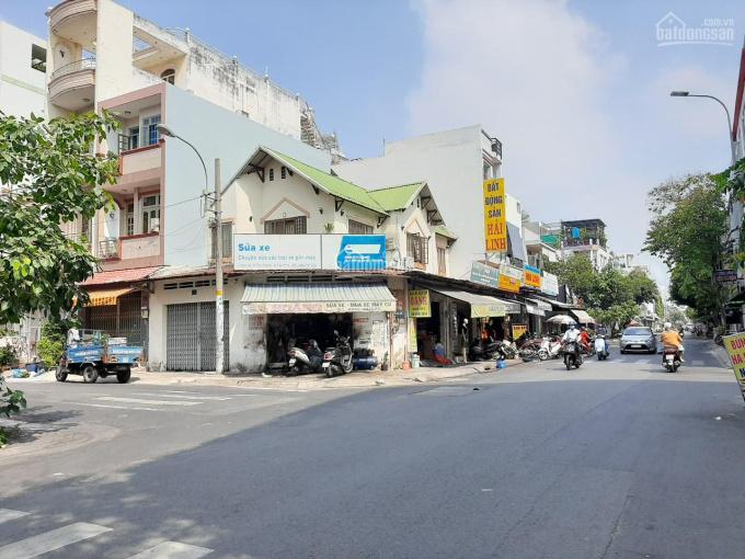 Bán nhà góc 2 MTKD Nguyễn Xuân Khoát, Bác Ái, P. Tân Thành, 8.7x16m, 1 lầu, giá 17.2 tỷ TL ảnh 0
