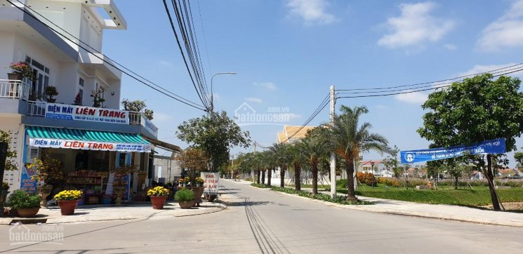 Cần tiền bán hoà vốn lô đất 100m2 Nguyễn Công Phương, hướng đông nam, đối diện công viên ảnh 0