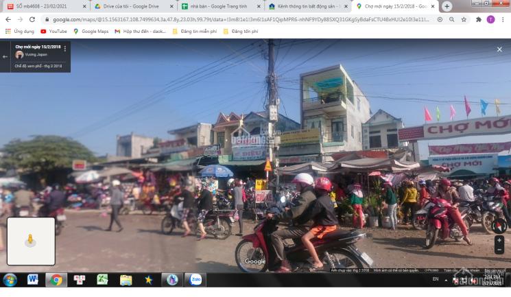 Bán đất kinh doanh MT chợ Mới. MT Quốc Lộ 24B, Tịnh Hà, Sơn Tịnh, Quảng Ngãi ảnh 0