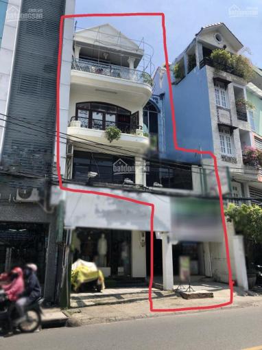 Nhà mặt tiền Huỳnh Văn Bánh 8x20m trệt 3 lầu. Giá 30tr