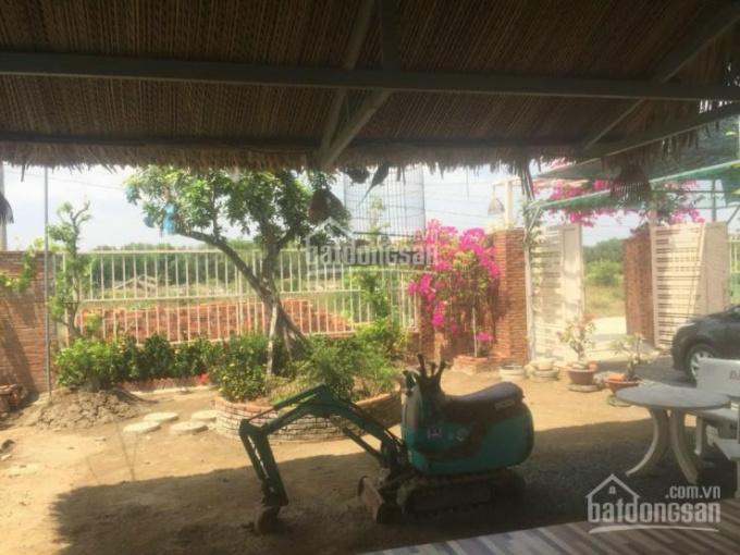 Nhà Vườn có sẵn Phước Vĩnh Tây - Cần Giuộc cách Sài Gòn 15Km , 1700m2 giá 2,8 tỷ