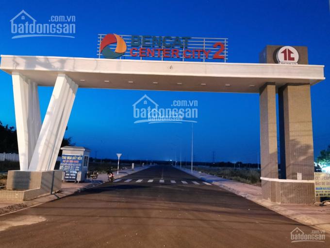 Đất sổ đỏ mặt tiền 7A, An Điền, cách chợ Bến Cát chỉ 2km. Giá đầu tư chỉ 740tr/100m2 ảnh 0