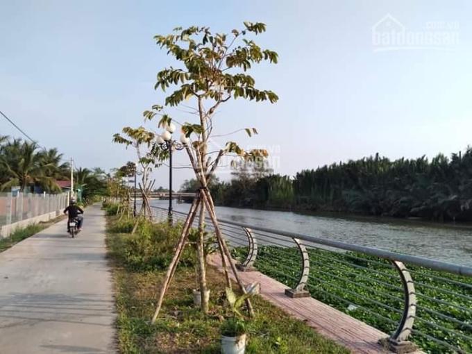 Đất mặt tiền sông Bảo Định, giá đầu tư F1 ảnh 0