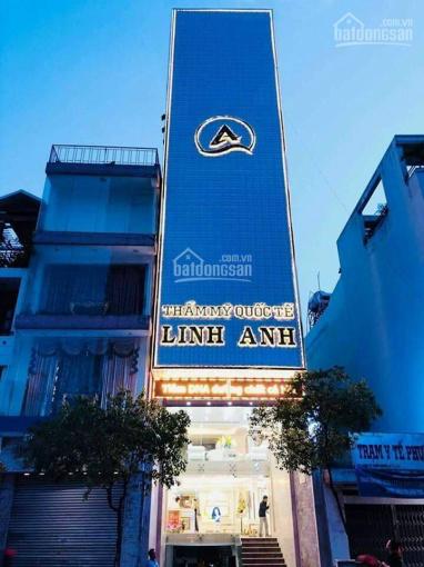 Bán nhà mặt tiền Nguyễn Trãi, Q. 5, đoạn đẹp nhất, 1 hầm 4 lầu đang cho thuê 130 triệu/th ảnh 0