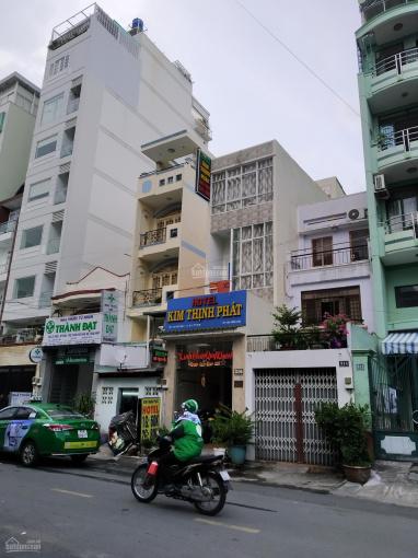 Bán nhà mặt tiền Trần Phú, P4, Q5 DT: 4x20m 1 trệt 3 lầu giá 18.5 tỷ giá rẻ nhất thị trường ảnh 0