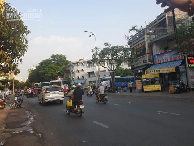 Bán nhà mặt tiền Nguyễn Trãi, Phường 14, Quận 5, 160m2(8x20m) 5 tầng giá 40 tỷ. LH: 0985002790 ảnh 0