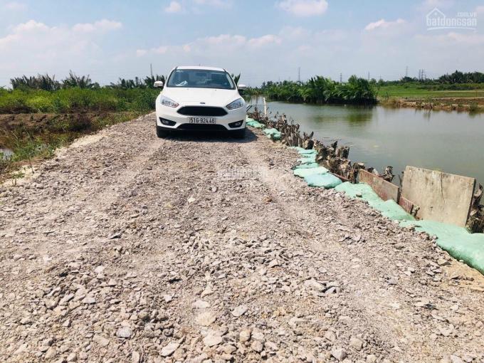 Lô đất Phạm Thái Bường, Phước Khánh, đường ô tô đất CLN giá gốc cắt sổ mặt rạch 1000m2, 1,65tr/m2 ảnh 0