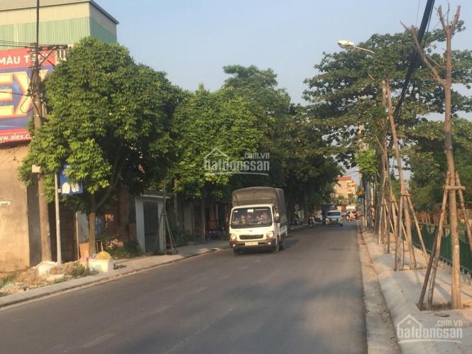Cần cho thuê nhà cấp 4 dt = 79,5m2 và nhà xưởng 170m2 tại mặt đường Tứ Hiệp,Thanh Trì,HN