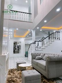 Bán nhà siêu đẹp Phường Hố Nai, đường nhựa 8m, gần cầu Săn Máu, 0949268682