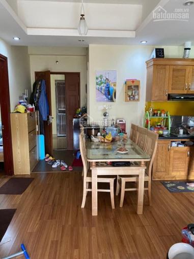 Chính chủ bán căn hộ 56,5m2 toà CT7F Dương Nội, gồm 02 phòng ngủ, 2 vệ sinh, PK, bếp ảnh 0