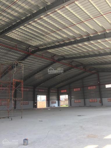 Cho thuê kho xưởng và đất 3000m2 giá 110 triệu  trong khu công  nghiệp tân đô đức hoà  tỉnh long an