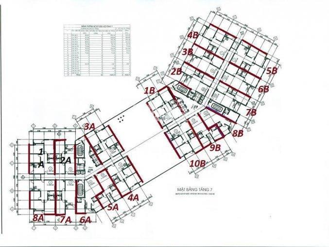 Bán gấp căn 1605 toà CT1A chung cư CT1 Thạch Bàn, DT 62.87m2 giá bán 1,6 tỷ/ căn: 0981129026 ảnh 0