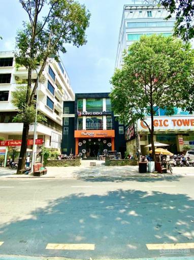 Cho thuê nhà mặt tiền Mạc Đĩnh Chi, P. Đa Kao, Quận 1. 13x36m 1 trệt 2 lầu HĐ 5 năm thông tin thật ảnh 0