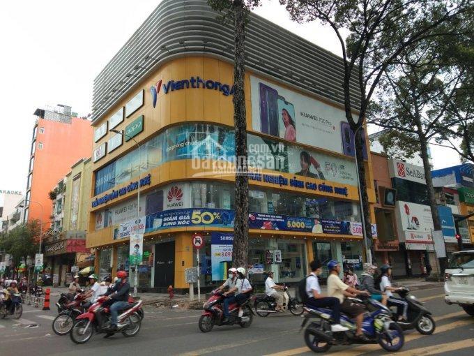 Kẹt tiền cần bán gấp nhà mặt tiền đường Bình Thới, gần Lê Đại Hành, Q11, DT 6x19m, giá 26,5 tỷ ảnh 0