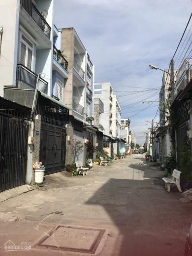Bán nhà 1 trệt 1 lửng, 56m2, 2 phòng ngủ, hẻm 41 Gò Cát, P. Phú Hữu, Quận 9, giá 3 tỷ 200 ảnh 0