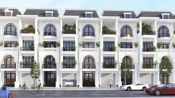 Mặt tiền đường lớn kinh doanh biệt thự và nhà phố, DT 8x16, 4x23m. LH ngay CĐT 0903056457 ảnh 0