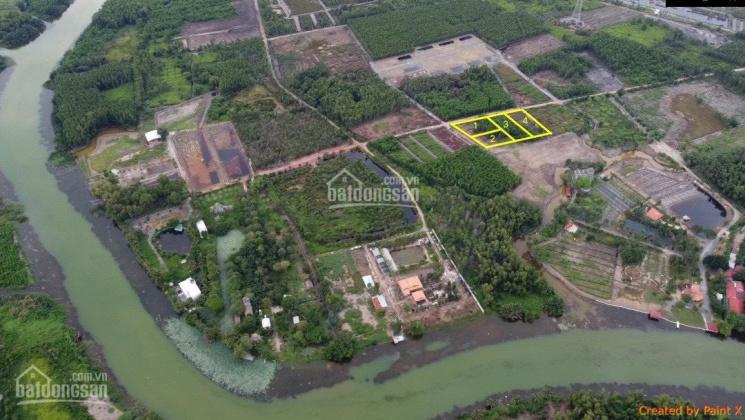 Khu đất thích hợp làm nhà vườn Vĩnh Thanh, xung quanh nhà vườn hiện hữu, LH: 0362827828 (Tùng)