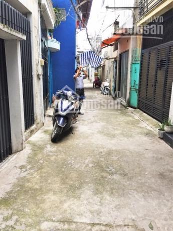 Bán nhà 1 lầu hẻm 391 Huỳnh Tấn Phát, Phường Tân Thuận Đông, Quận 7 ảnh 0