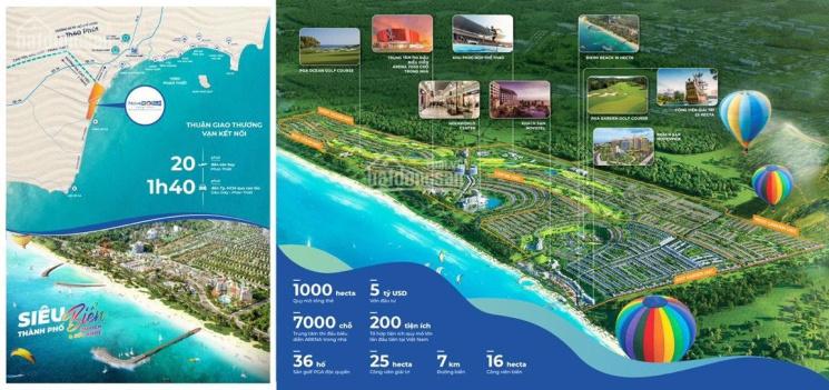 Novaworld Phan Thiết - Festival Town lợi nhuận 39% trong 3 năm - Chỉ từ 720 triệu - 0903623969 ảnh 0