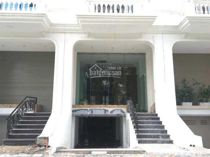 Cho thuê tầng 1 shophouse Tôn Thất Thuyết 80m2 thông sàn kinh doanh đẹp giá tốt 0372042261 ảnh 0