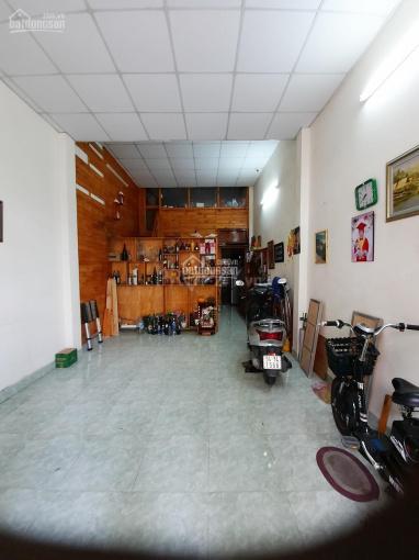 Nhà MTNB 12m KDC Bình Phú, 4x14m, 1 trệt 1 lửng ảnh 0
