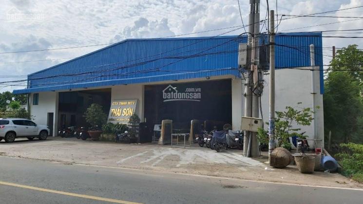 Chính chủ Bán xưởng đường Nguyễn Văn Khạ Củ Chi giá 13tỷ5,DT 1300m2 xây full xưởng lh 0886.339.699