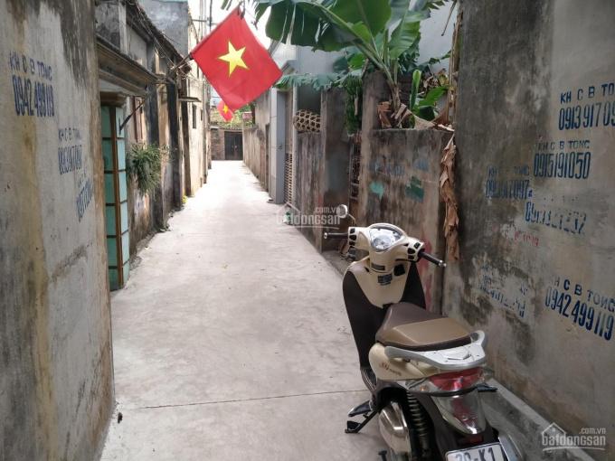 Bán lô đất (2452) tại Ái Mộ, thôn Yên Viên ảnh 0