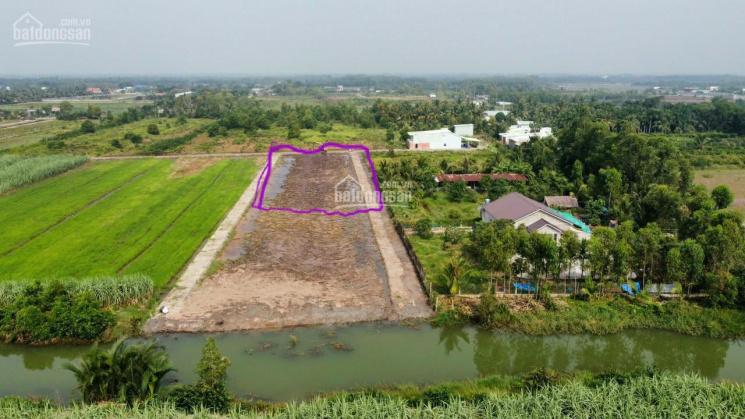 Phạm Thái Bường, Phước Khánh đường ô tô khu dân cư hẻm thông, DT 1089m2, 1,68 tr/m2 (bao xây cấp 4) ảnh 0