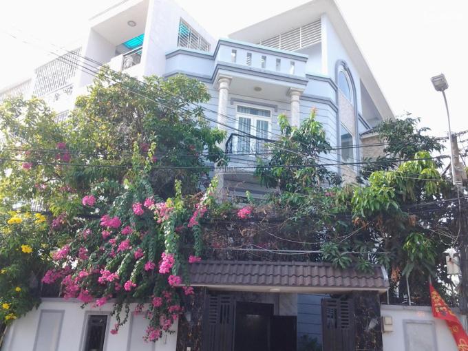 Cần bán 2 căn nhà 3 lầu góc 2MT đường Thạnh Mỹ Lợi, phường Thạnh Mỹ Lợi, Q2 ảnh 0