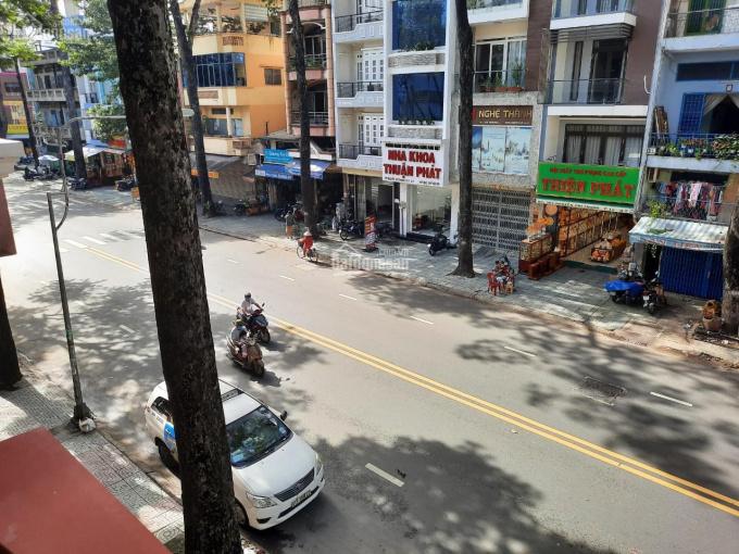 Bán nhà mặt tiền đẹp đường Trần Bình Trọng, Phường 1, Quận 5. Diện tích (4x21m) 2 lầu mới vỉa hè 4m ảnh 0
