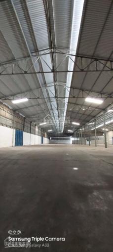 Cho thuê kho xưởng 5500m2 đường An Phú Tây, Q. Bình Chánh