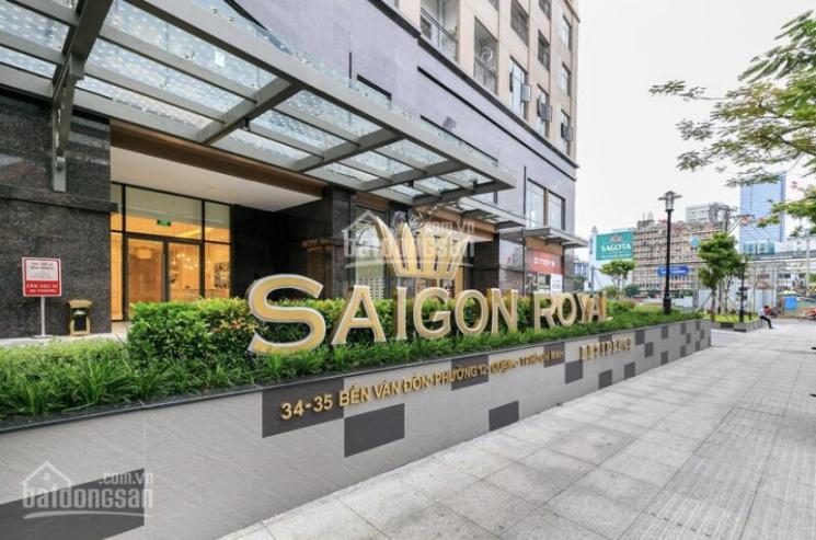 Cơ hội sở hữu shophouse kinh doanh MT Bến Vân Đồn Q4 tại dự án Sài Gòn Royal, lh 0934111577 ảnh 0