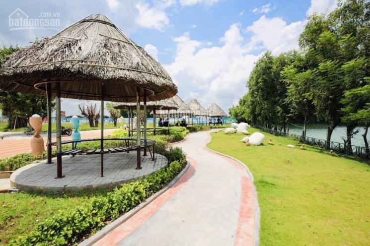Đất nền Cát Tường Phú Sinh, 5m x 13m, giá 820 triệu - Góc công viên ảnh 0