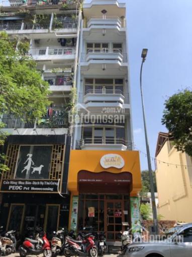 Bán Nhà MT đường Nguyễn Trãi P. Bến Thành Q. 1. DT: 4.2m x 17m HĐT: 89,044 triệu/ tháng ảnh 0