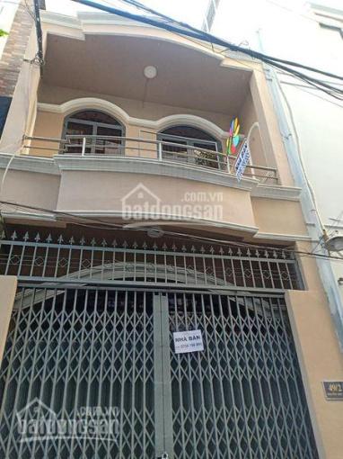 Cho thuê nguyên căn nhà hẻm 49 đường Nguyễn Văn Tố, 4mx12m, 1 lầu, giá 8.6 triệu ảnh 0