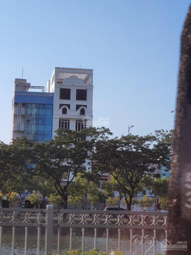 Cho thuê tòa nhà giá tốt nhất mặt tiền Võ Văn Kiệt, Cầu Kho, Quận 1. 1400m2, giá 400tr/1 tháng ảnh 0