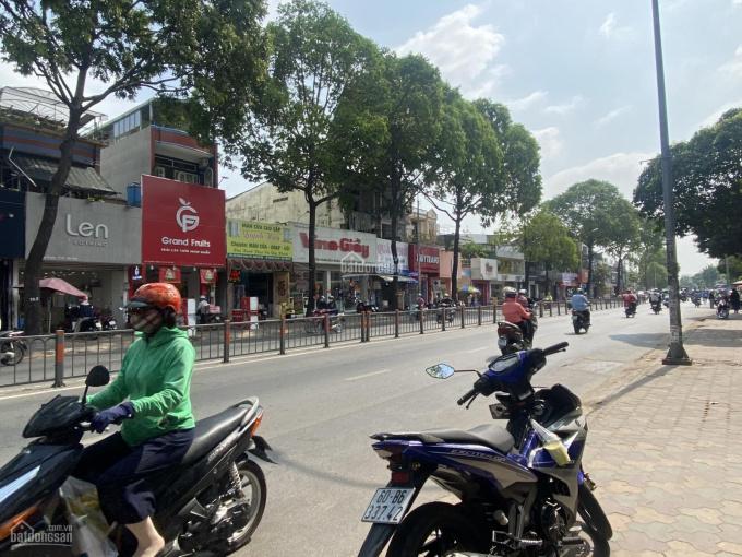 Nhà mặt tiền Quang Trung P10 GV, DT 5x30m khu sầm uất nhất GV, giá chỉ 18 tỷ TL LH 0909 255 594 ảnh 0