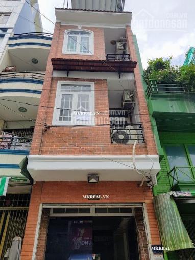 Bán nhà mặt tiền đường Trần Bình Trọng, Phường 1, Quận 5, diện tích 4 x 20m ảnh 0