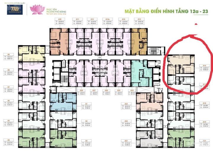 Chính chủ cần bán gấp căn góc Prosper Phố Đông - A21 - 16 64m2 (bao phí sang nhượng hợp đồng) ảnh 0