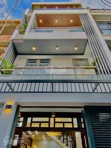 Nhà HXH đường Nguyễn Bặc, P3, Tân Bình - DT: 5 x 12m, 5 tầng mới đẹp hiện đại, giá chỉ: 10.5 tỷ ảnh 0