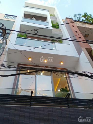 Nhà đẹp 5 tầng hẻm xe hơi thông đường Ba Vân, DT: 4.1 x 18m, khu vip an ninh, giá sở hữu: 9,8 tỷ ảnh 0