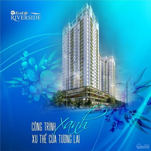 Bán căn hộ chung cư Quy Nhơn giá rẻ view sông duy nhất Ecolife Riverside. LH 0978657589 ảnh 0