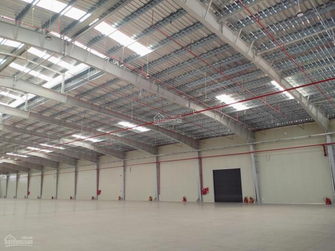 Cho thuê kho xưởng cao tầng tiêu chuẩn trong KCX Tân Thuận, Quận 7, TP.HCM gần cầu Phú Mỹ ảnh 0