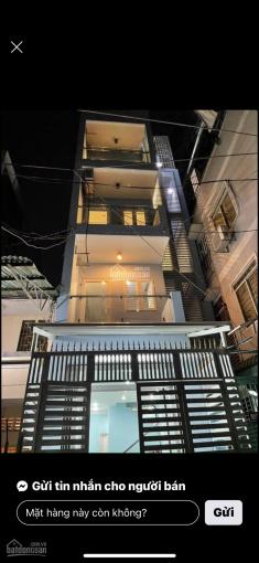 Bán nhà hẻm đẹp đường Trần Hưng Đạo, Phường 1, Quận 5. 3 lầu - 6 PN, hướng: Nam, bán: 10,6 tỷ ảnh 0