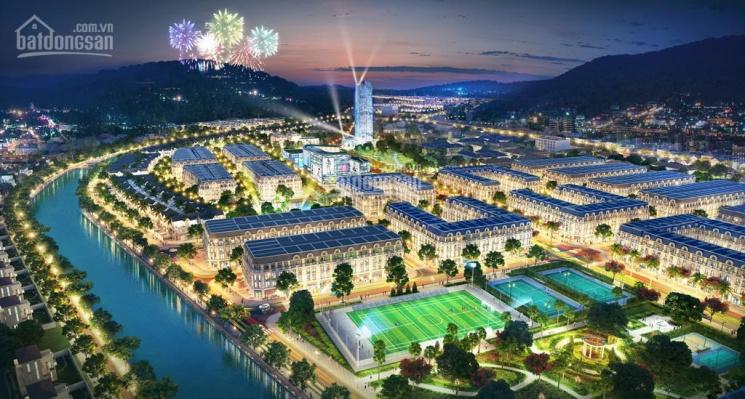 Mở bán đợt 1 liền kề Picenza Riverside Sơn La: Giá từ 20 tr/m2, 120m2 x 4,5 tầng, tặng 01 cây vàng ảnh 0
