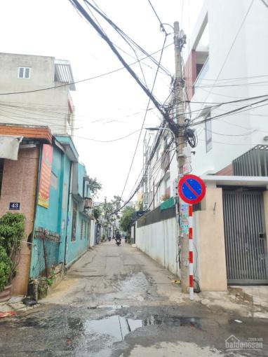 Bán lô đất có nhà vuông đẹp kiệt oto 5m Lê Hữu Trác, thông Võ Văn Kiệt, An Hải Đông, Sơn Trà ảnh 0