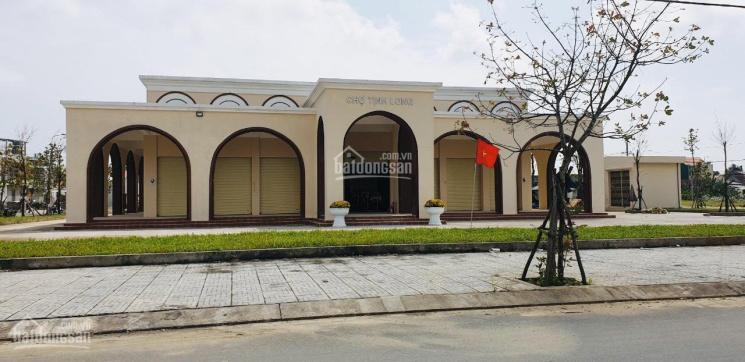 Cần bán vài lô đất đẹp đối diện Chợ Tịnh Long giá rẻ nhất dự án Tăng Long Angkora Quảng Ngãi ảnh 0